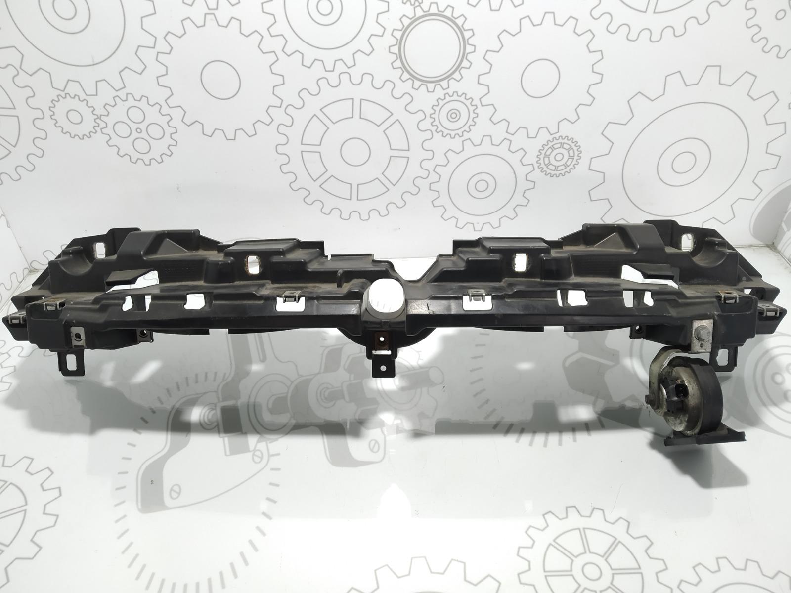 Передняя панель крепления облицовки (телевизор) Fiat Punto 1.4 I 2011 (б/у)