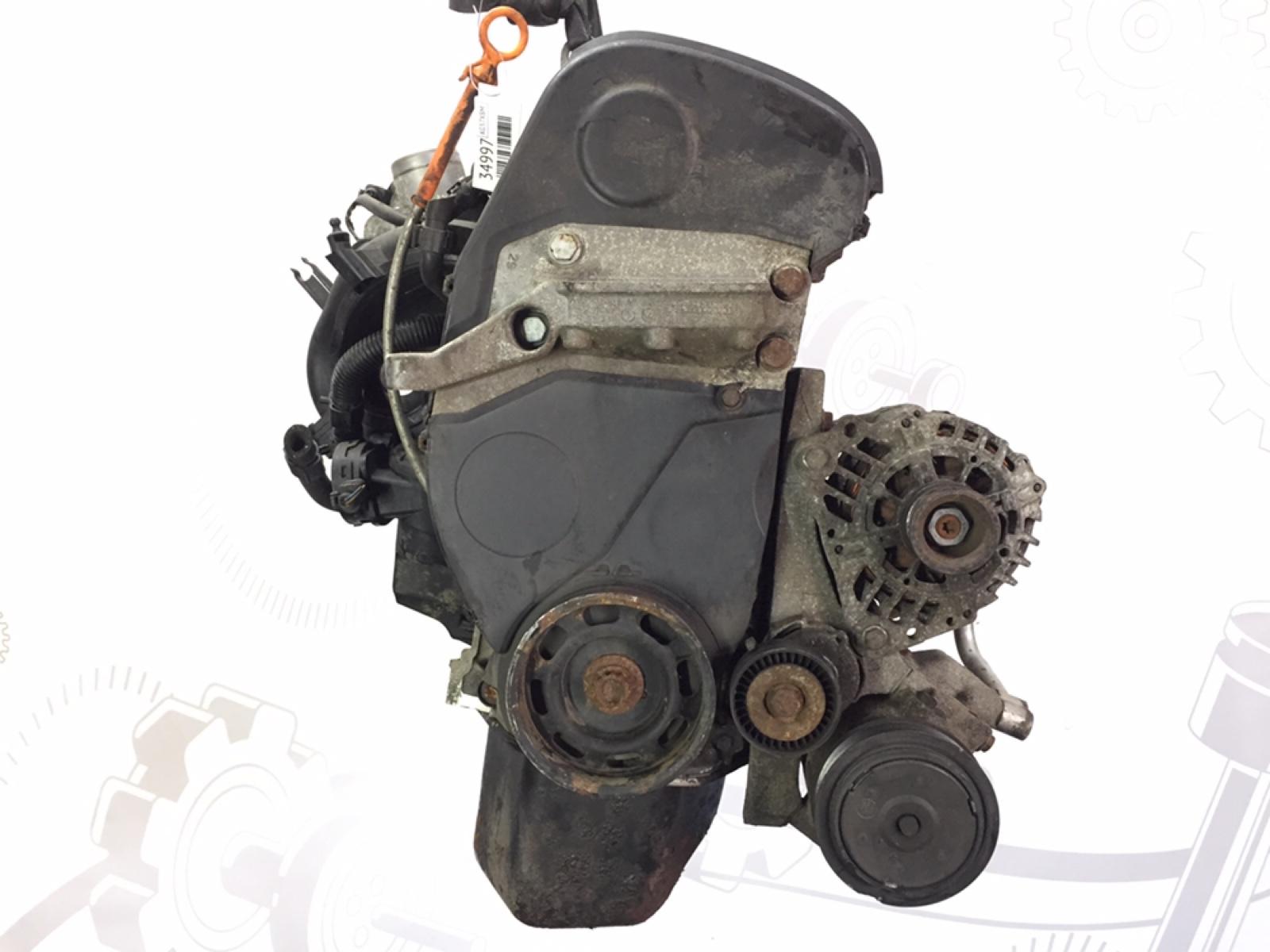 Двигатель бензиновый Seat Ibiza 1.4 I 2007 (б/у)