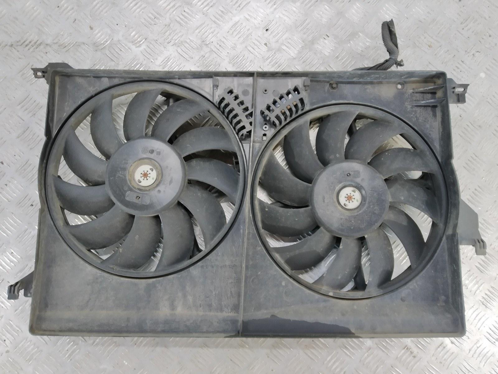 Вентилятор радиатора Saab 9-3 2.0 TI 2003 (б/у)
