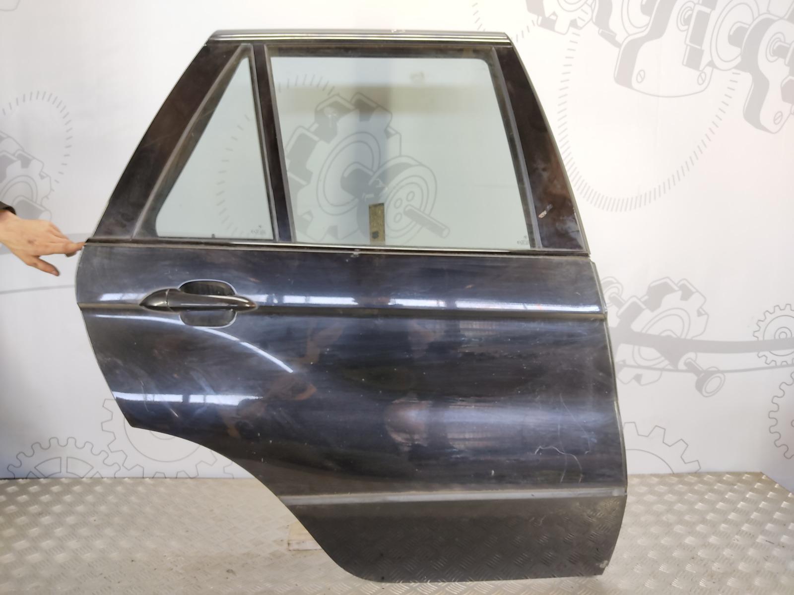 Дверь задняя правая Bmw X5 E53 4.4 I 2001 (б/у)