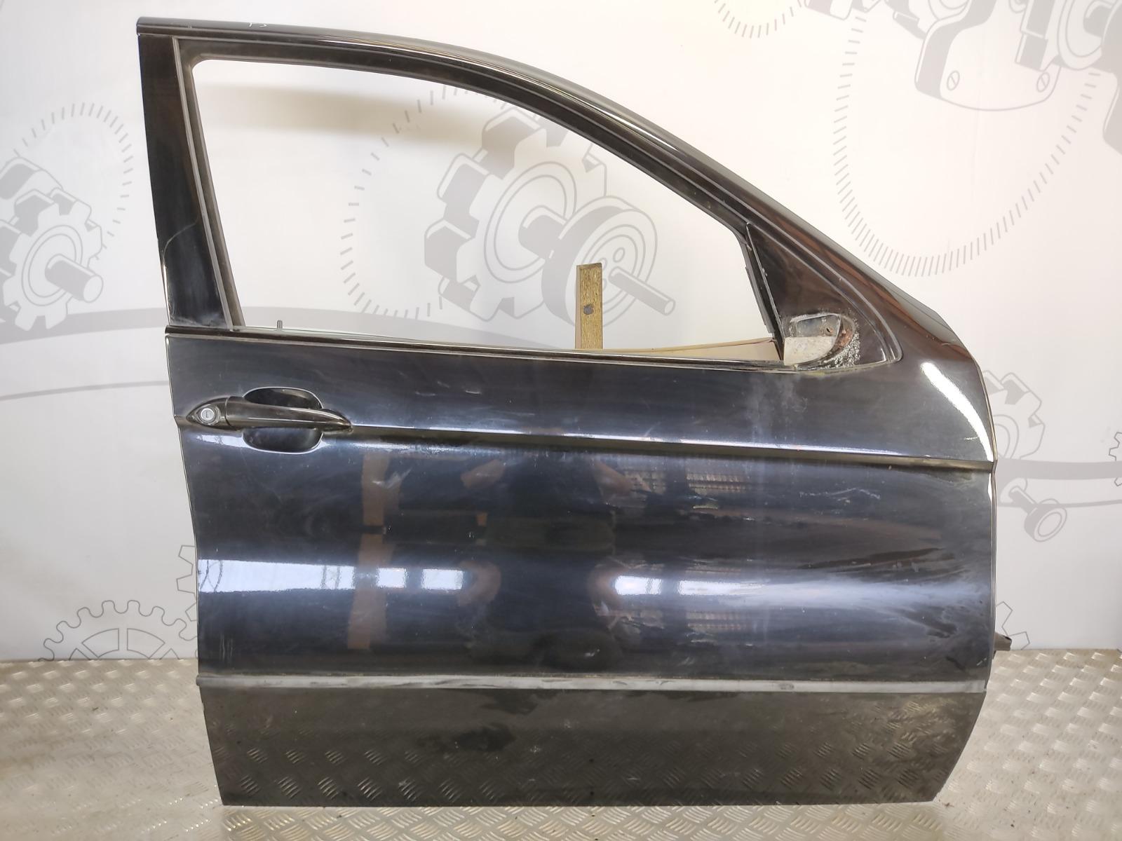Дверь передняя правая Bmw X5 E53 4.4 I 2001 (б/у)