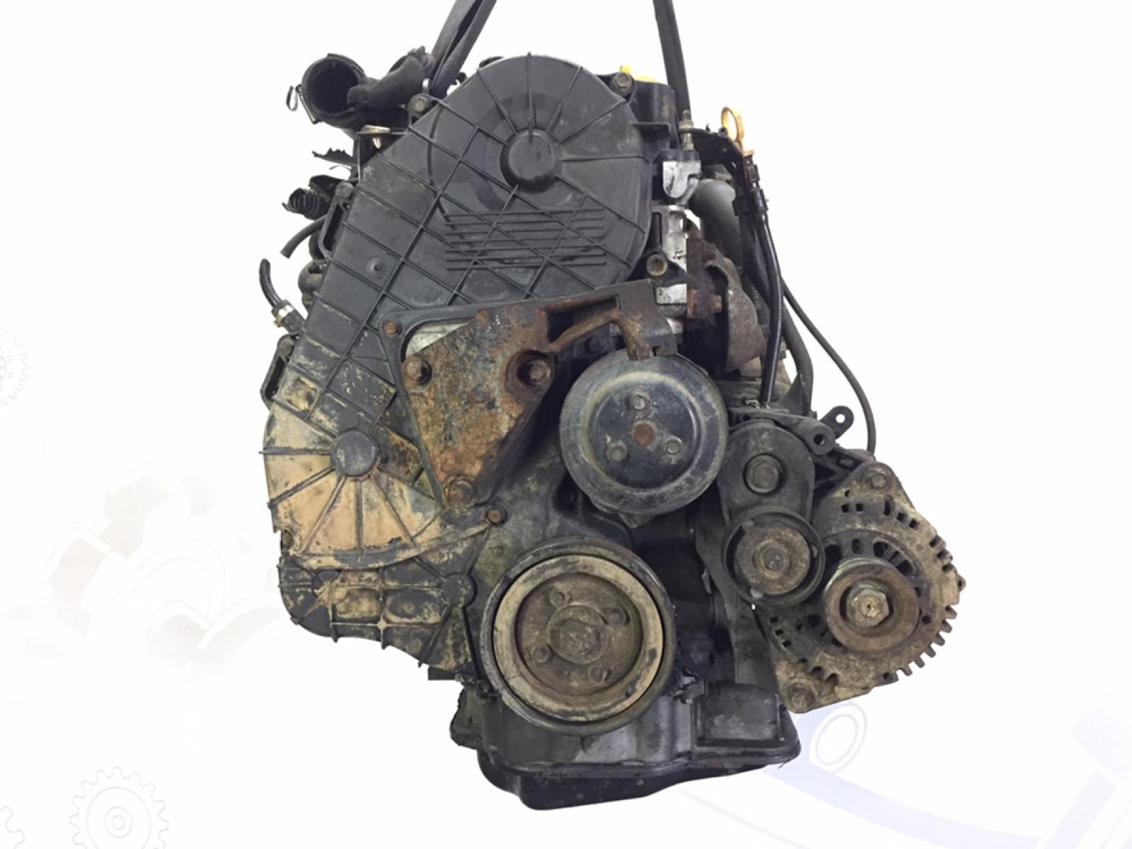 Двигатель дизельный Opel Combo C 1.7 DI 2003 (б/у)