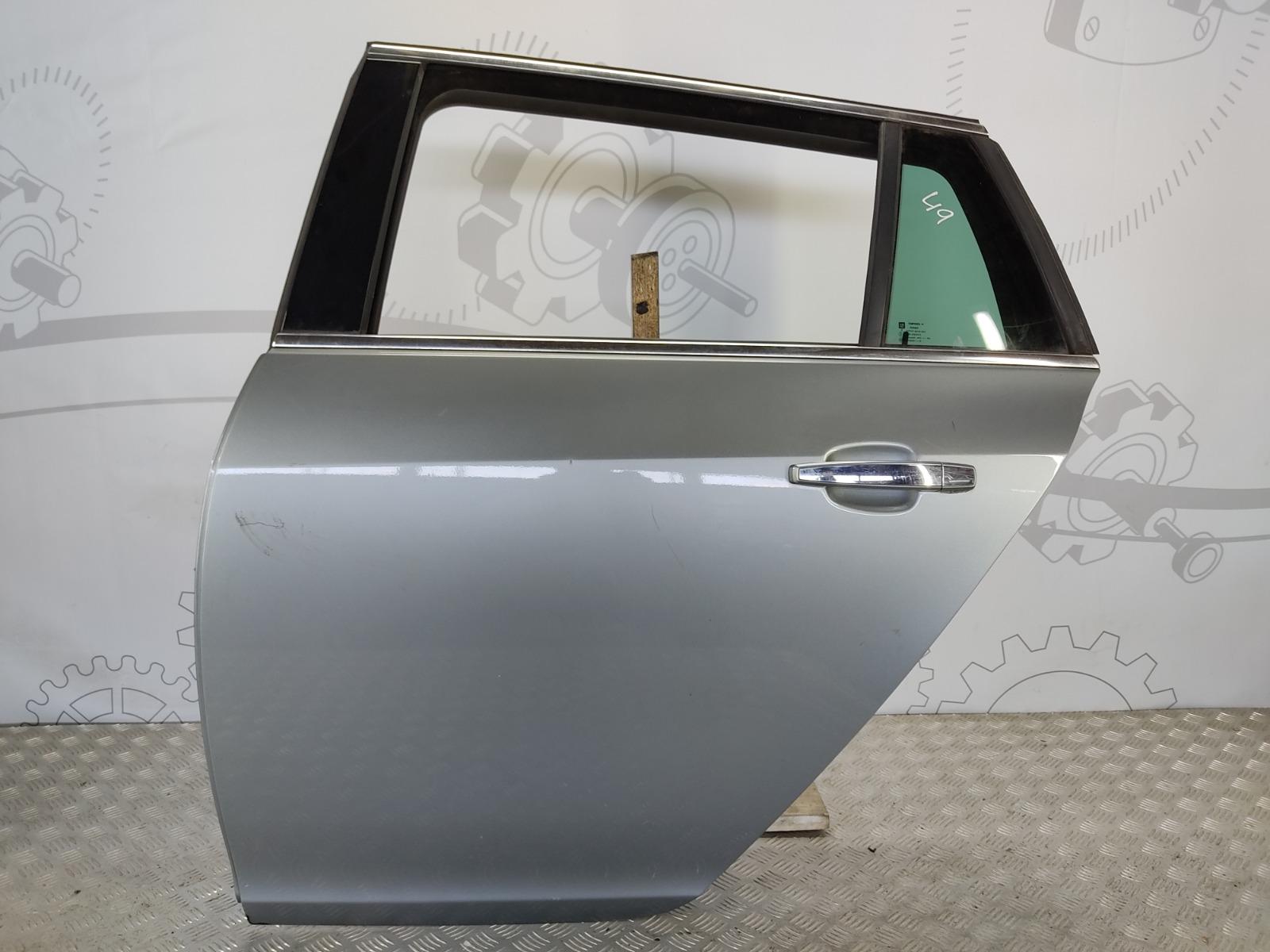 Дверь задняя левая Opel Insignia 2.0 CDTI 2010 (б/у)