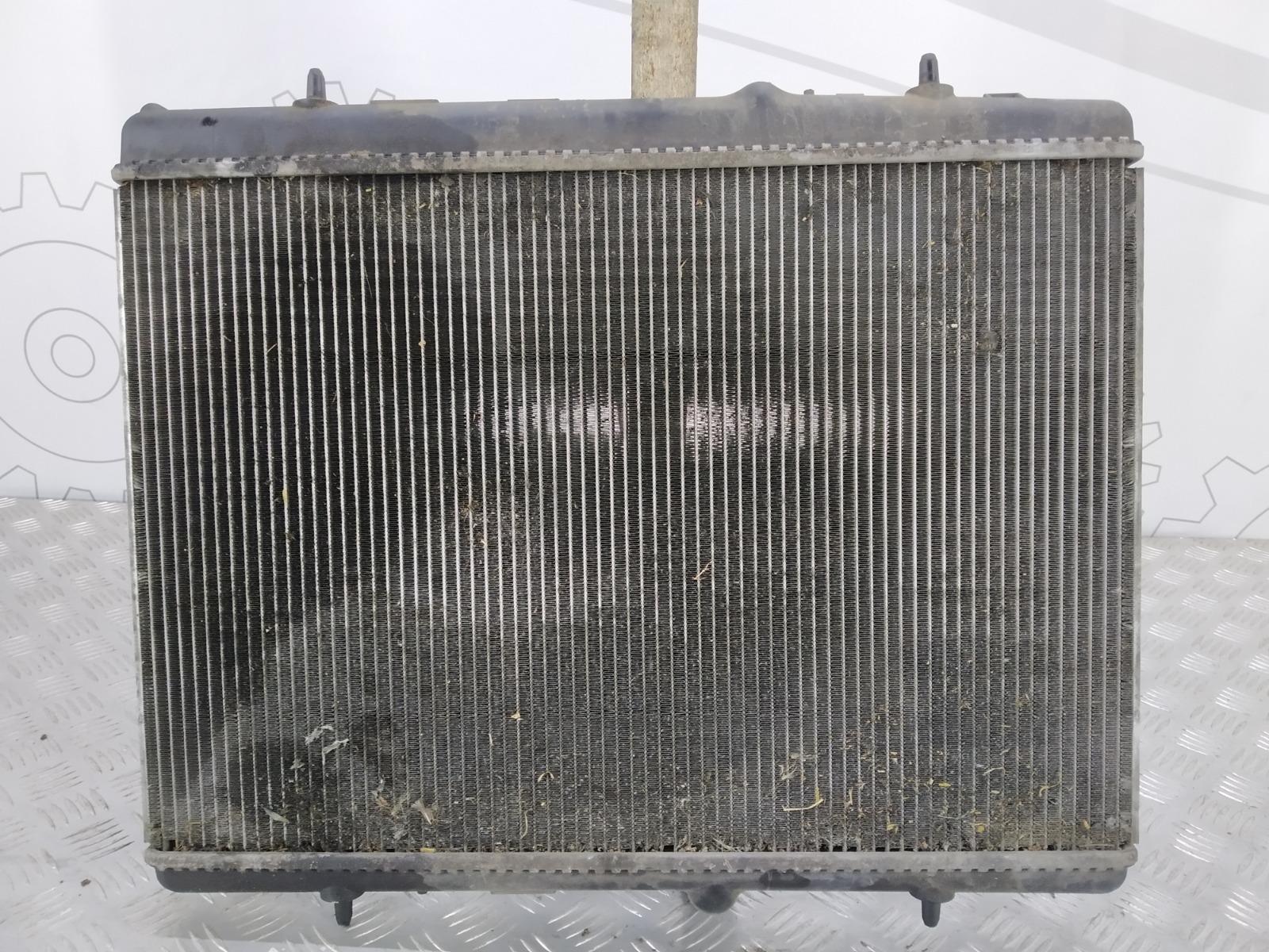 Радиатор (основной) Citroen C4 Grand Picasso 2.0 HDI 2007 (б/у)