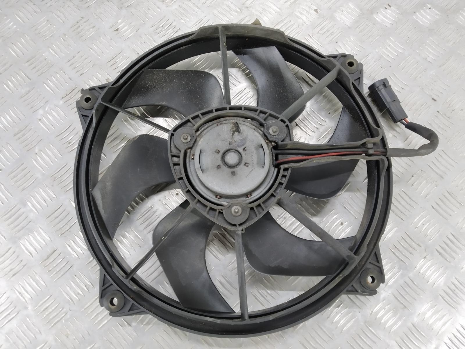 Вентилятор радиатора Citroen C4 Grand Picasso 2.0 HDI 2007 (б/у)