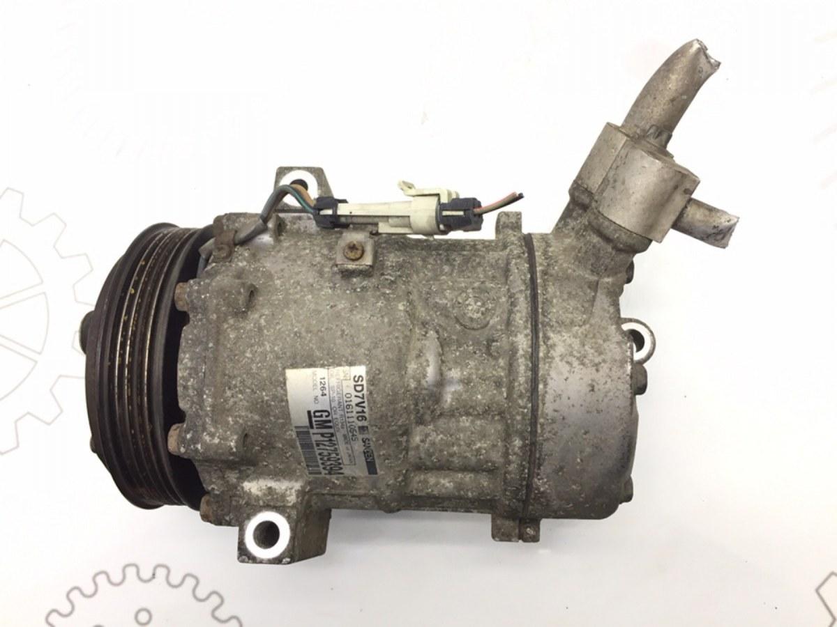 Компрессор кондиционера Saab 9-3 2.0 TI 2006 (б/у)