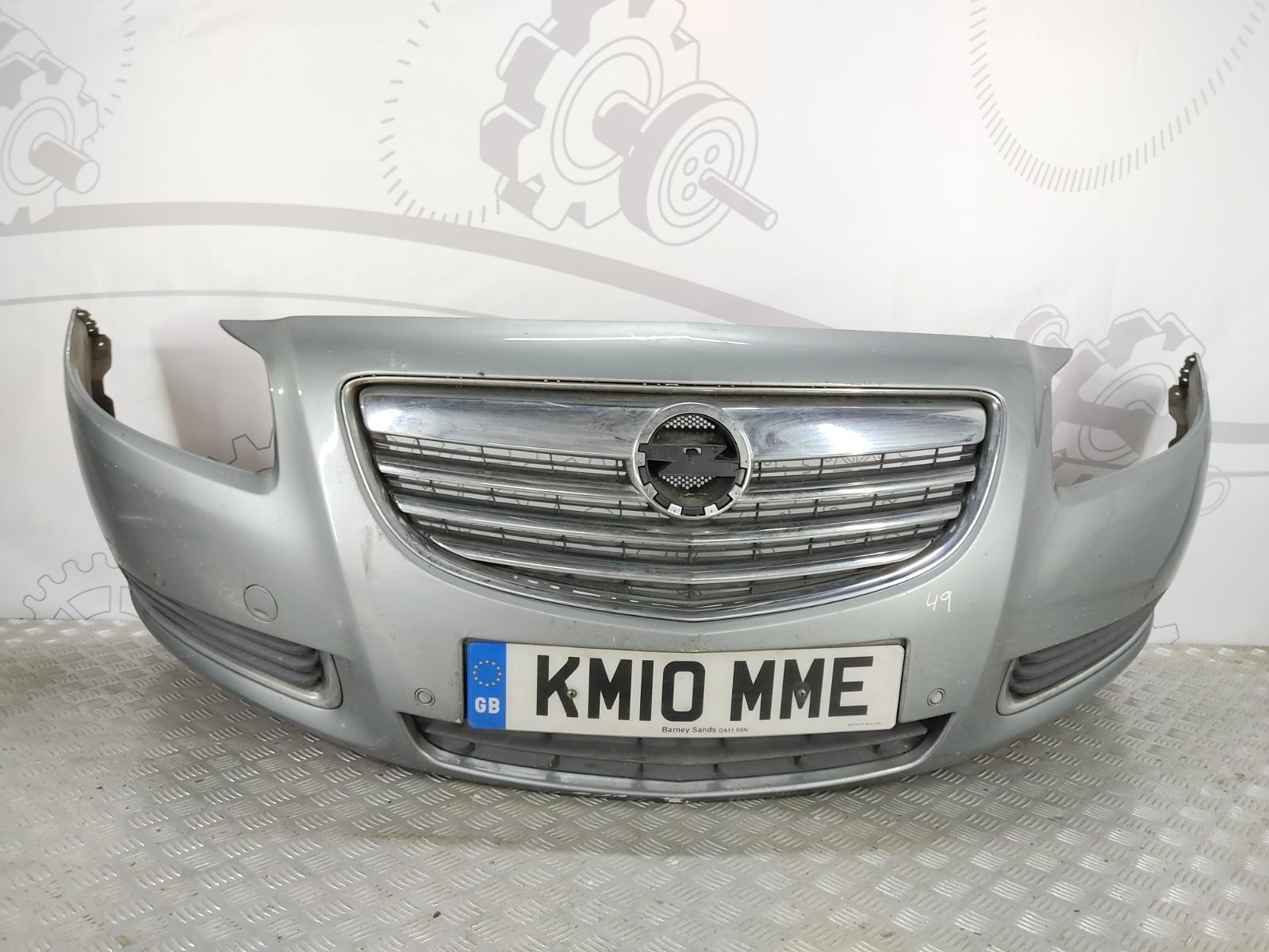Бампер передний Opel Insignia 2.0 CDTI 2010 (б/у)