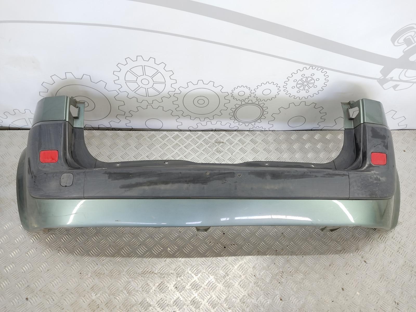 Бампер задний Renault Scenic 1.5 DCI 2003 (б/у)