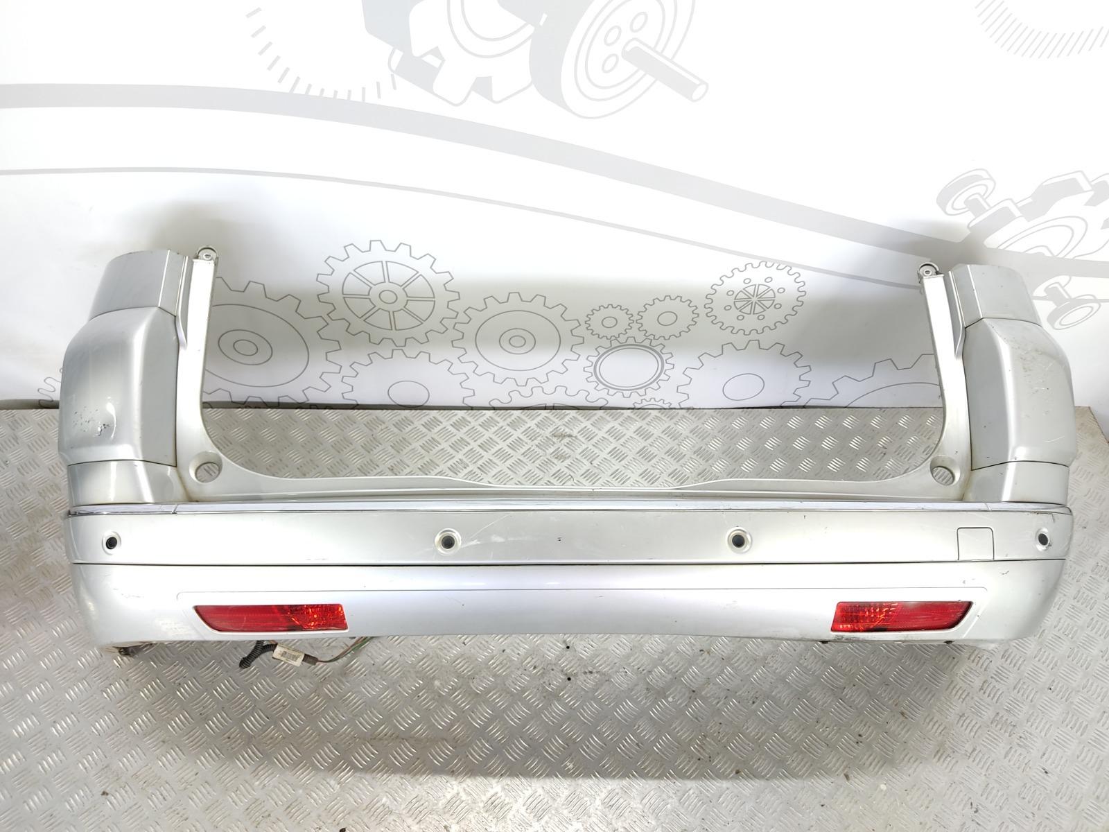Бампер задний Citroen C4 Grand Picasso 2.0 HDI 2007 (б/у)