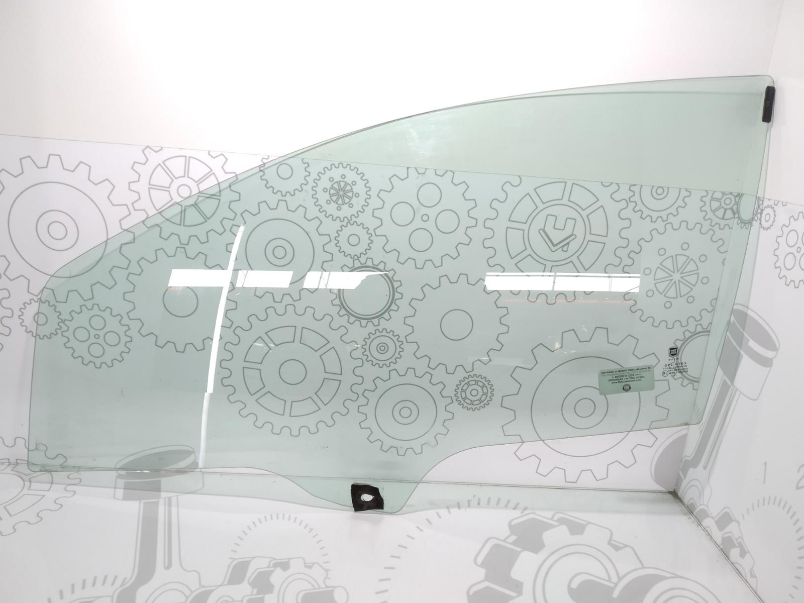 Стекло двери передней левой Fiat Punto 1.4 I 2011 (б/у)