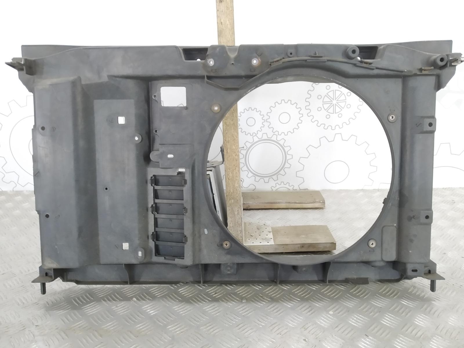 Диффузор вентилятора Peugeot 307 1.6 I 2006 (б/у)