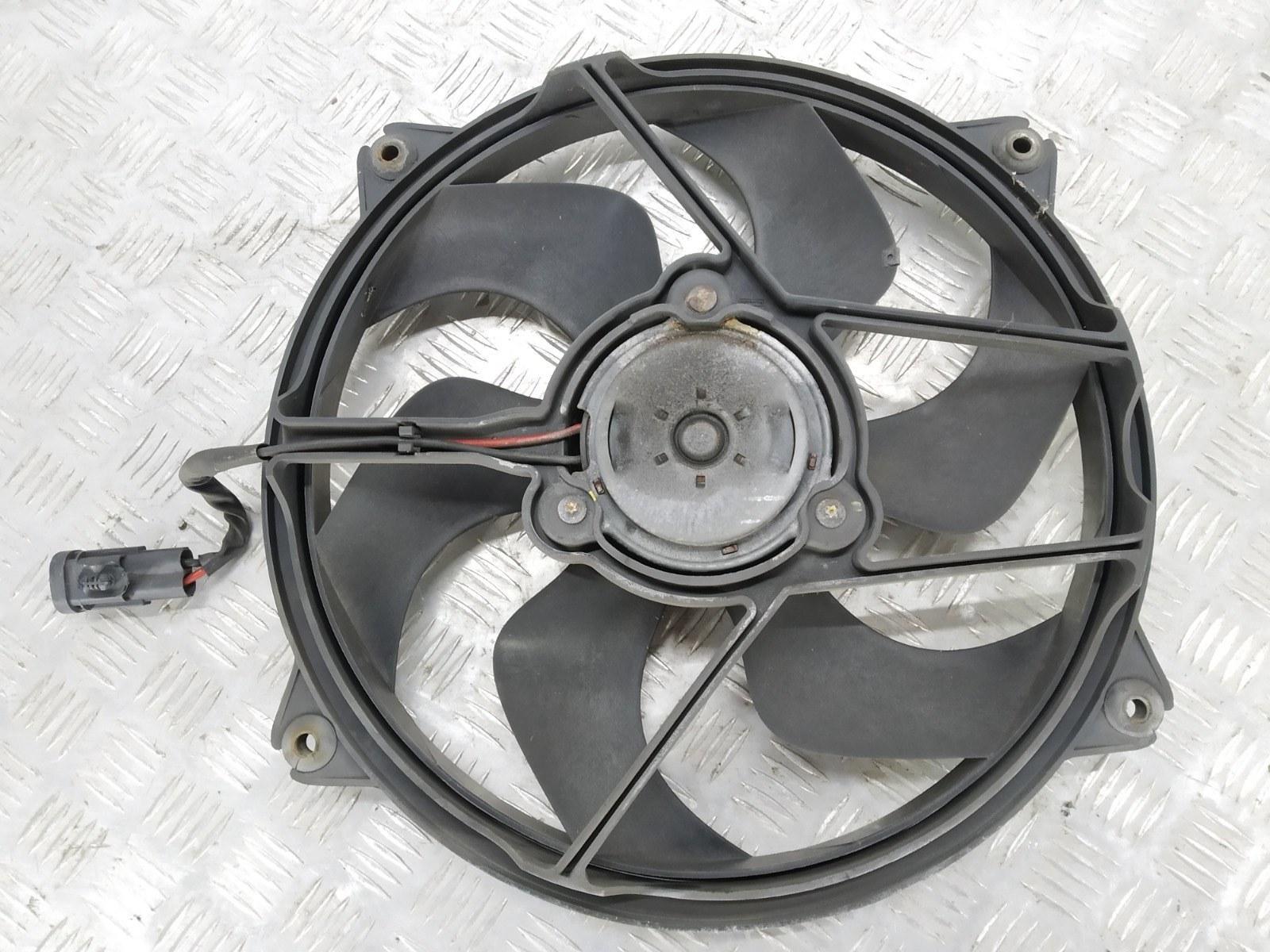 Вентилятор радиатора Peugeot 307 1.6 I 2006 (б/у)