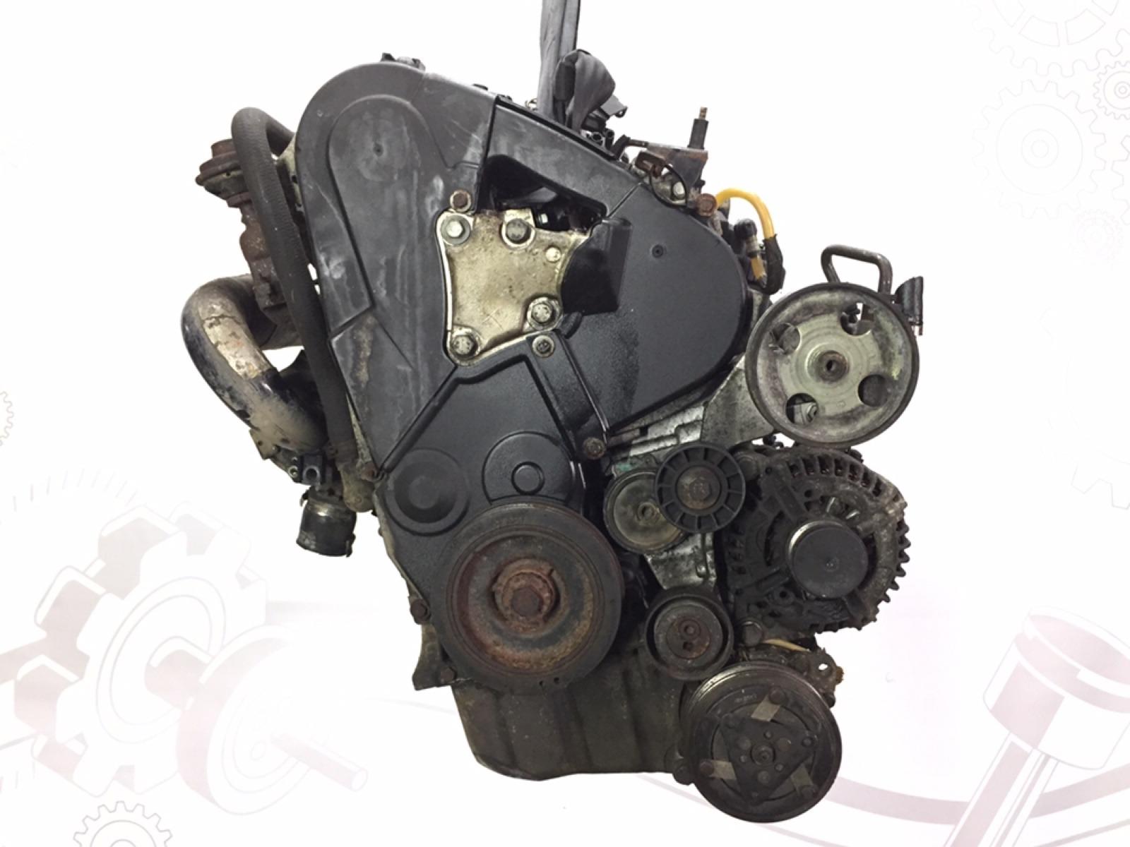 Двигатель дизельный Peugeot 406 2.0 HDI 2002 (б/у)