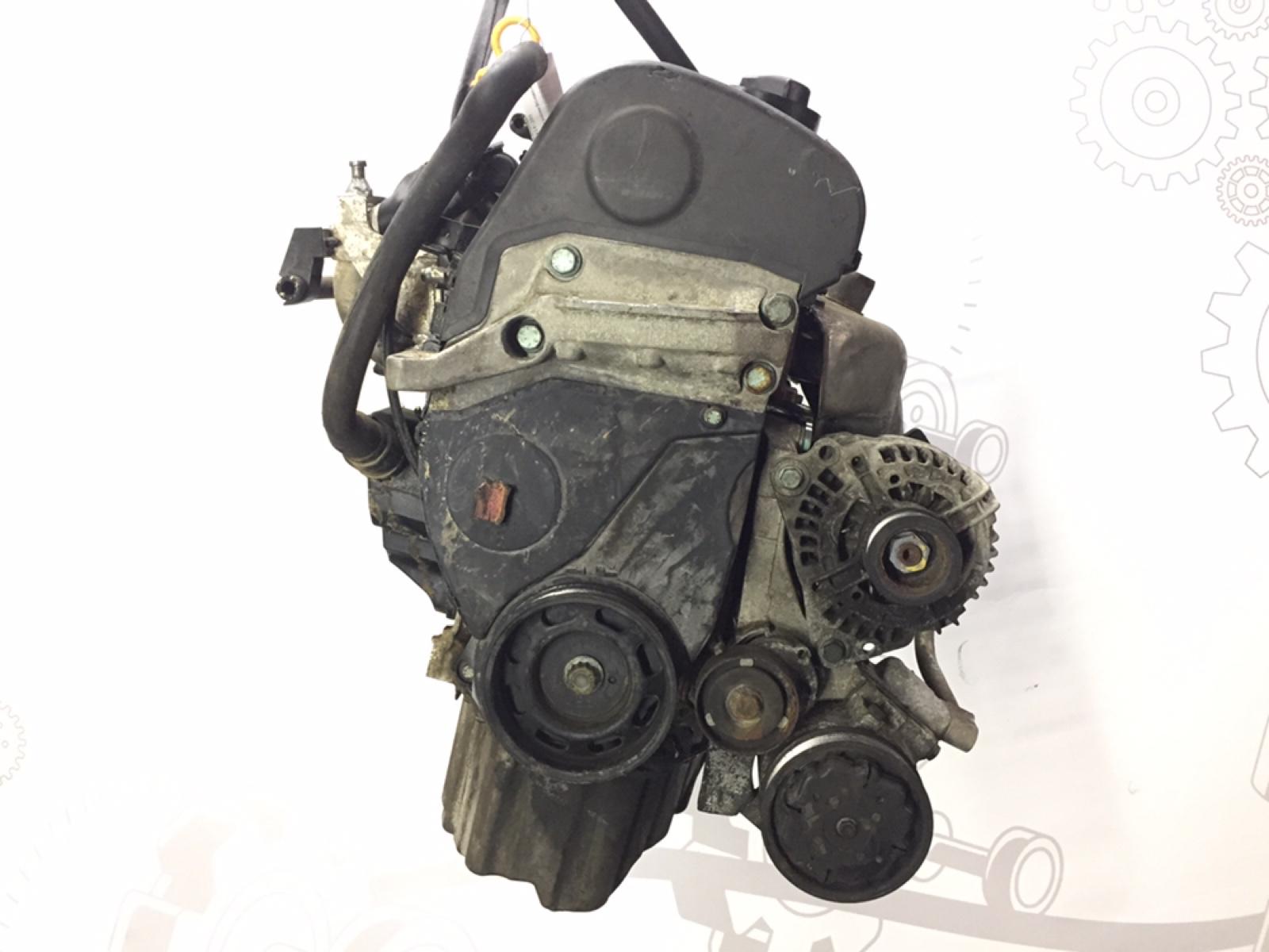 Двигатель бензиновый Skoda Fabia 1.4 I 2001 (б/у)