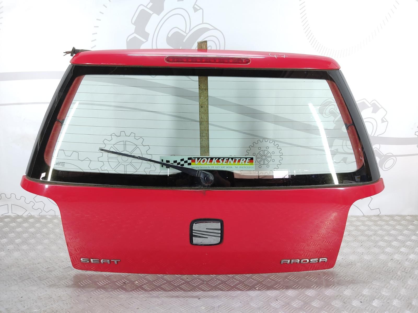 Крышка багажника (дверь 3-5) Seat Arosa 1.0 I 2002 (б/у)
