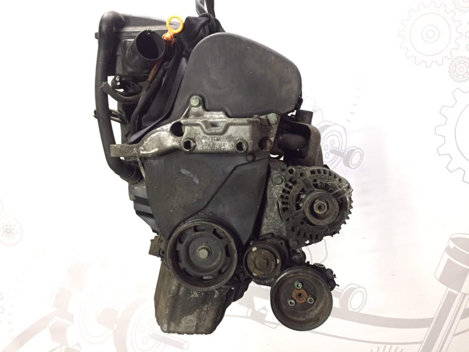 Двигатель бензиновый Volkswagen Golf 4 1.4 I 1999 (б/у)