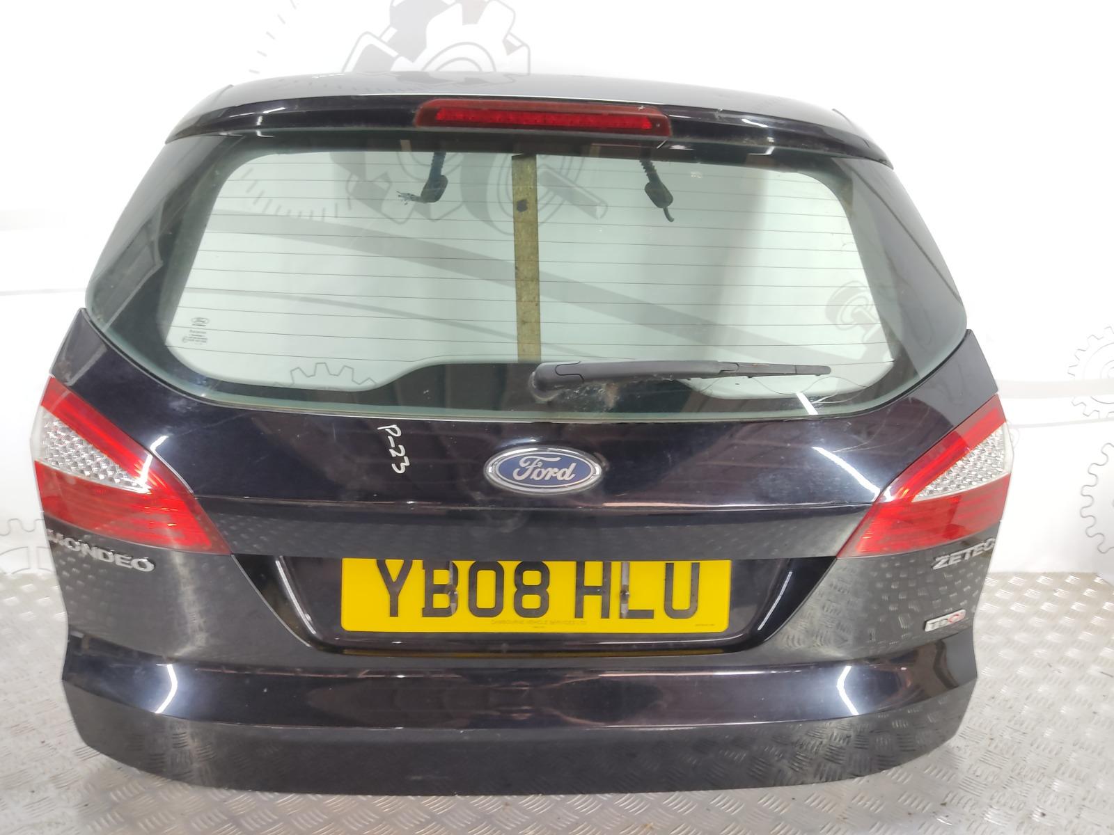 Крышка багажника (дверь 3-5) Ford Mondeo 2.0 TDCI 2008 (б/у)