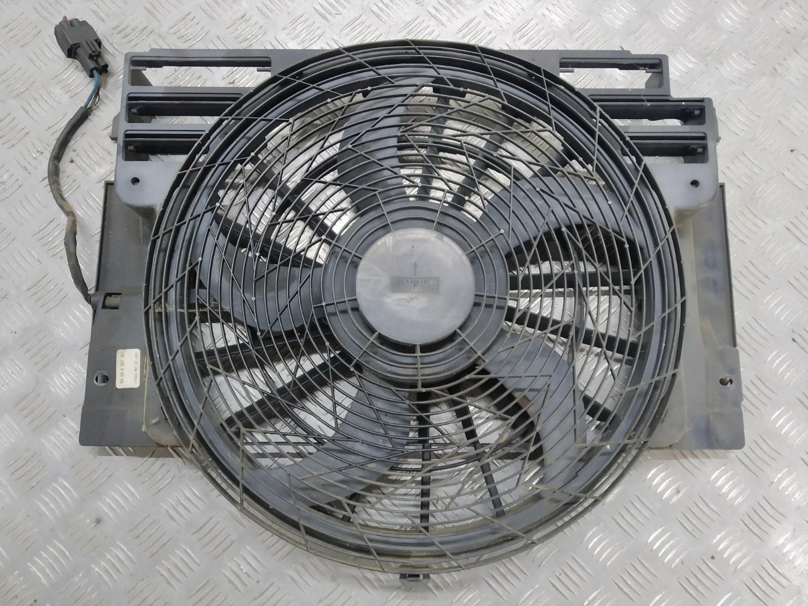 Вентилятор кондиционера Bmw X5 E53 4.4 I 2001 (б/у)