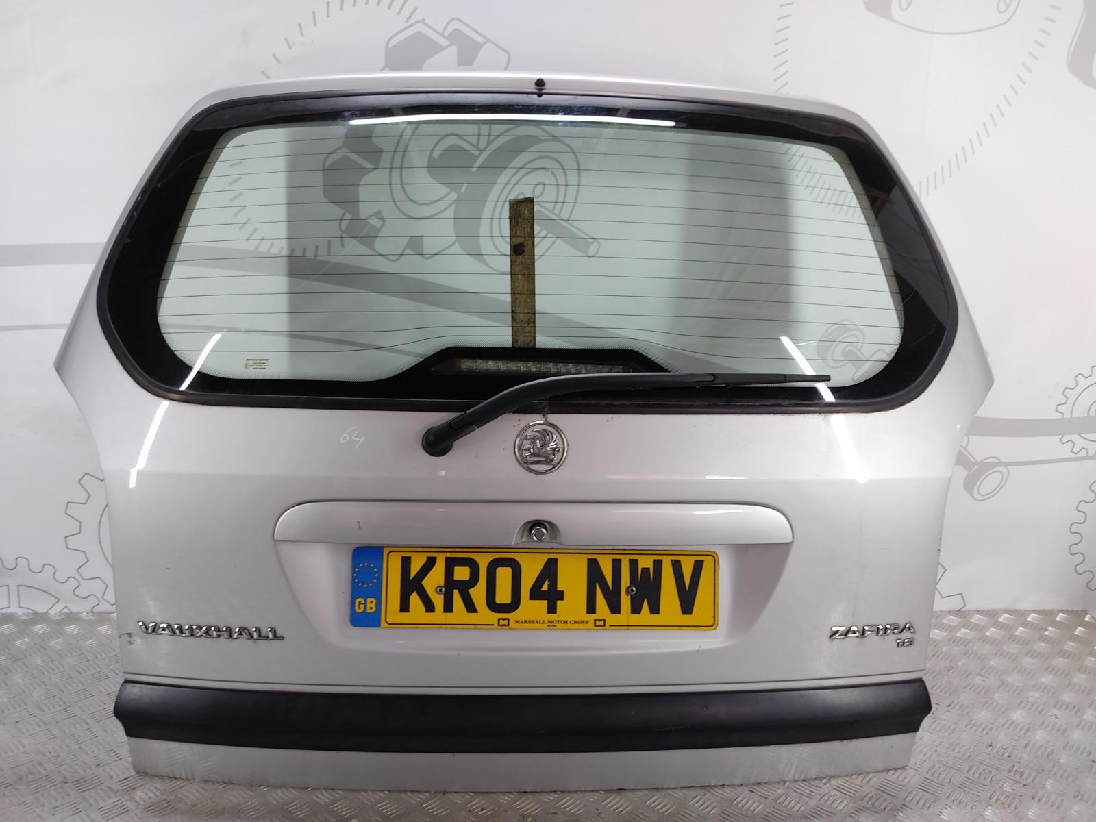Крышка багажника (дверь 3-5) Opel Zafira A 1.6 I 2004 (б/у)