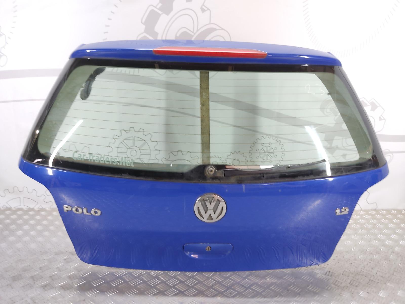 Крышка багажника (дверь 3-5) Volkswagen Polo 1.2 I 2002 (б/у)