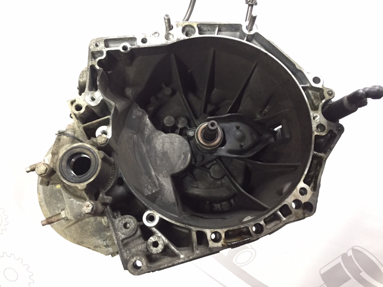 Кпп механическая (мкпп) Peugeot 308 T7 1.4 I 2009 (б/у)