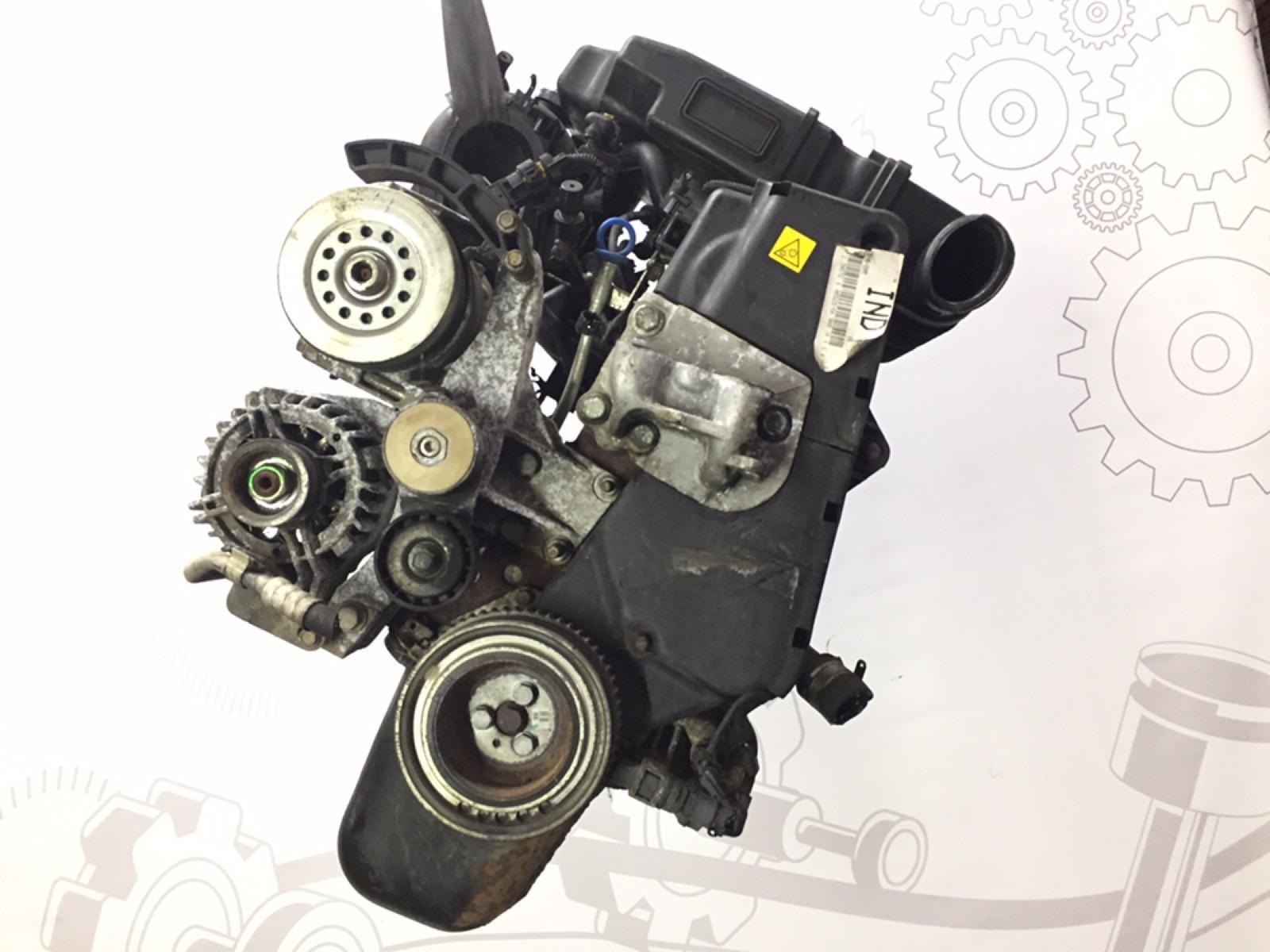 Двигатель бензиновый Fiat Grande Punto 1.4 I 2009 (б/у)