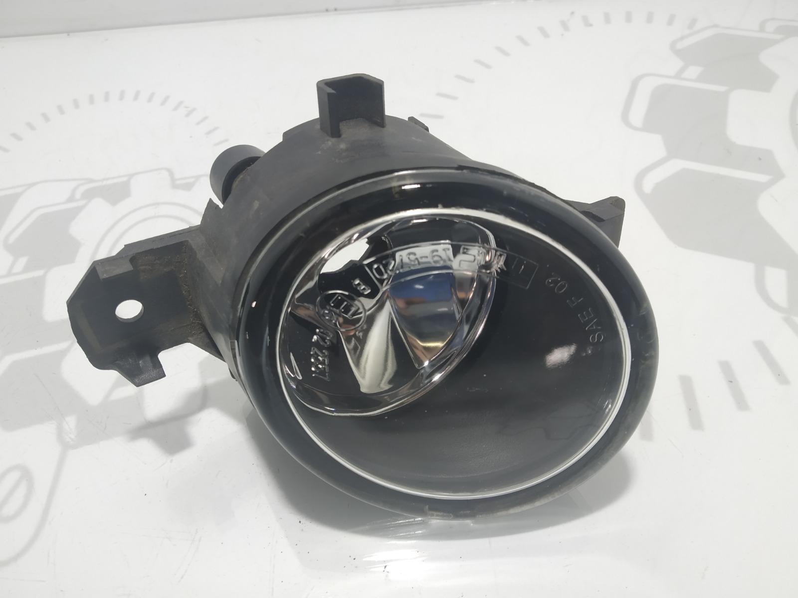 Фара противотуманная левая Nissan Qashqai 1.5 DCI 2007 (б/у)