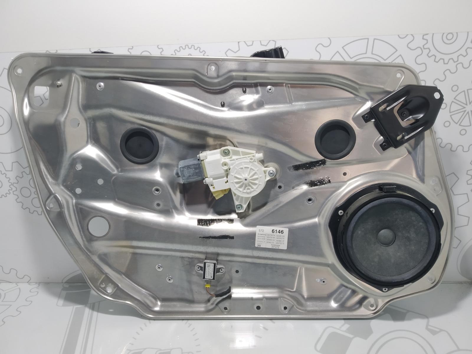 Стеклоподъемник электрический передний левый Mercedes C W204 2.2 CDI 2008 (б/у)