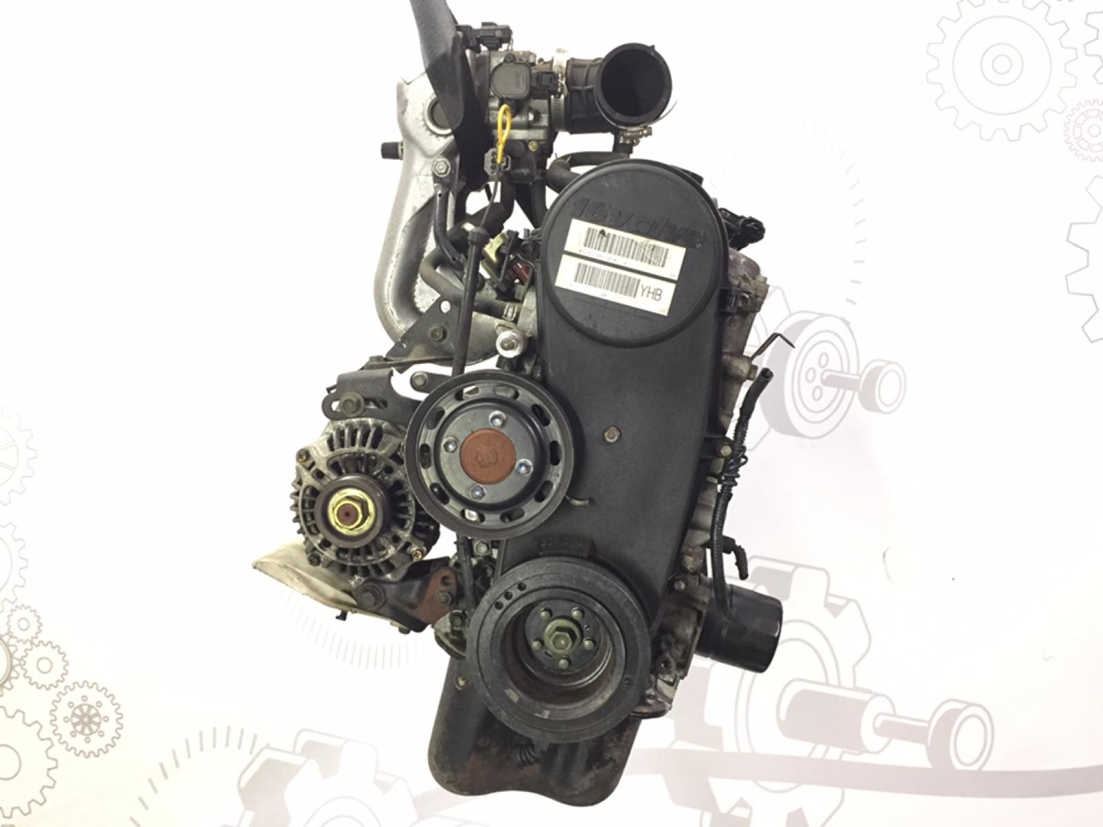 Двигатель бензиновый Suzuki Wagon R 1.3 I 2001 (б/у)