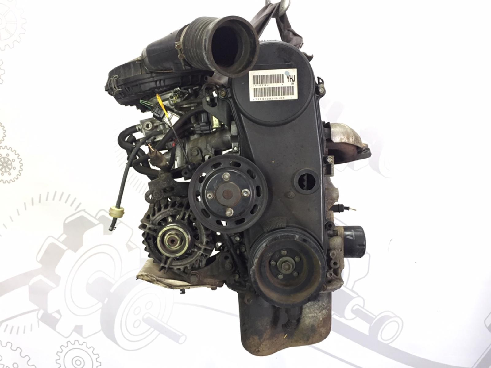 Двигатель бензиновый Suzuki Swift 1.0 I 2002 (б/у)