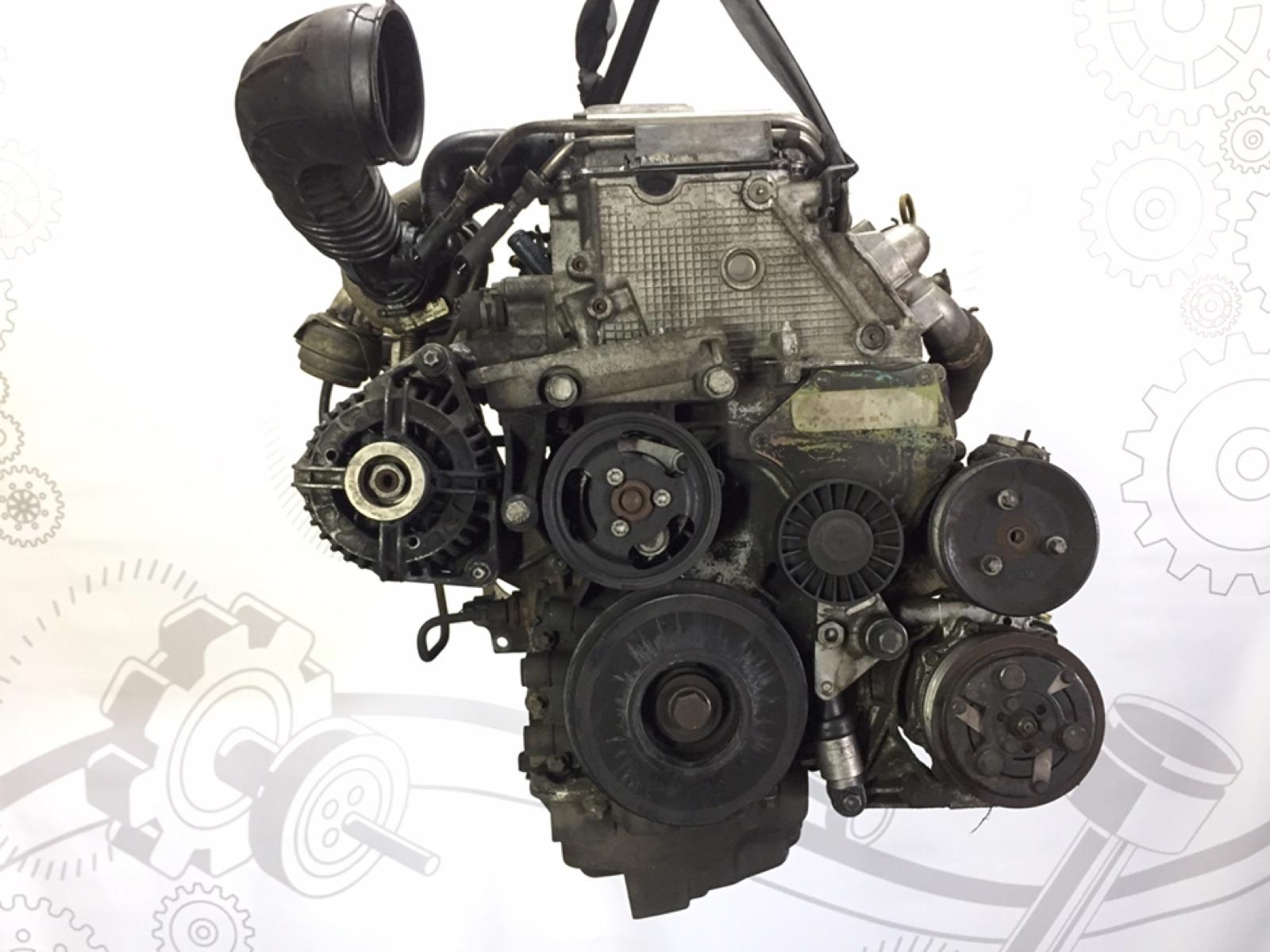 Двигатель дизельный Saab 9-3 2.2 TID 2004 (б/у)