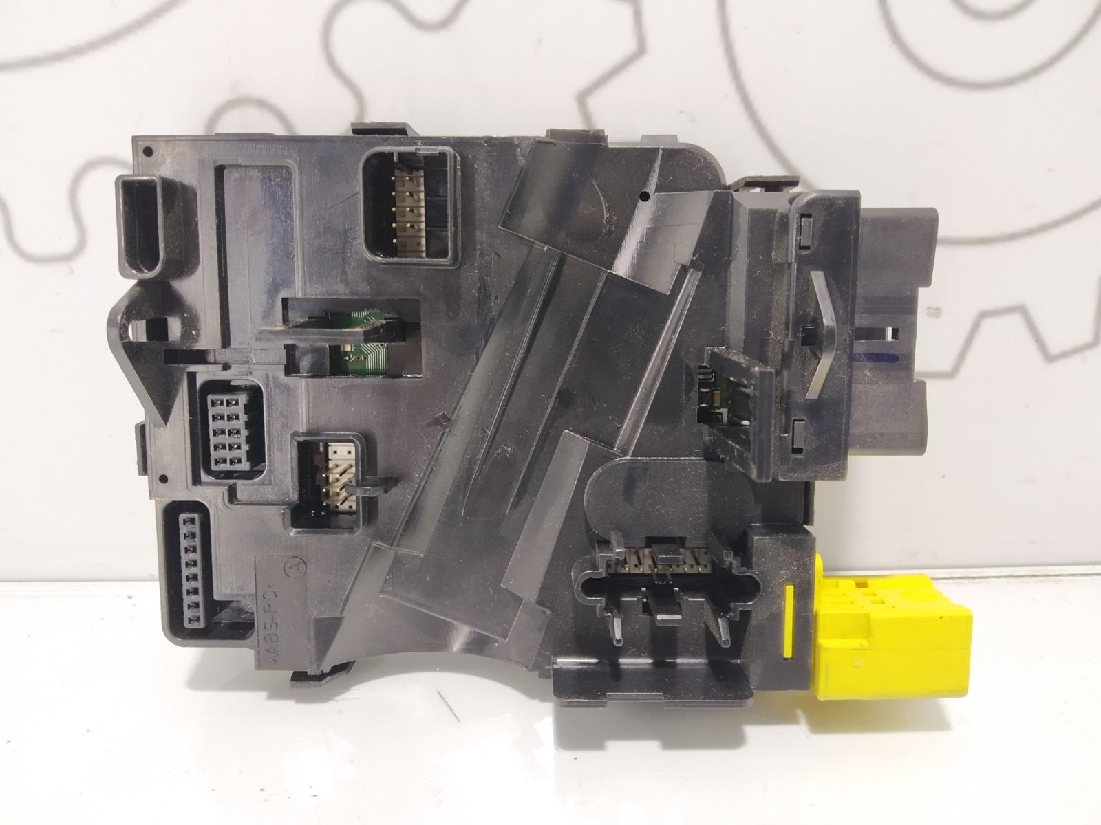 Блок управления подрулевыми переключателями Seat Altea 1.9 TDI 2008 (б/у)