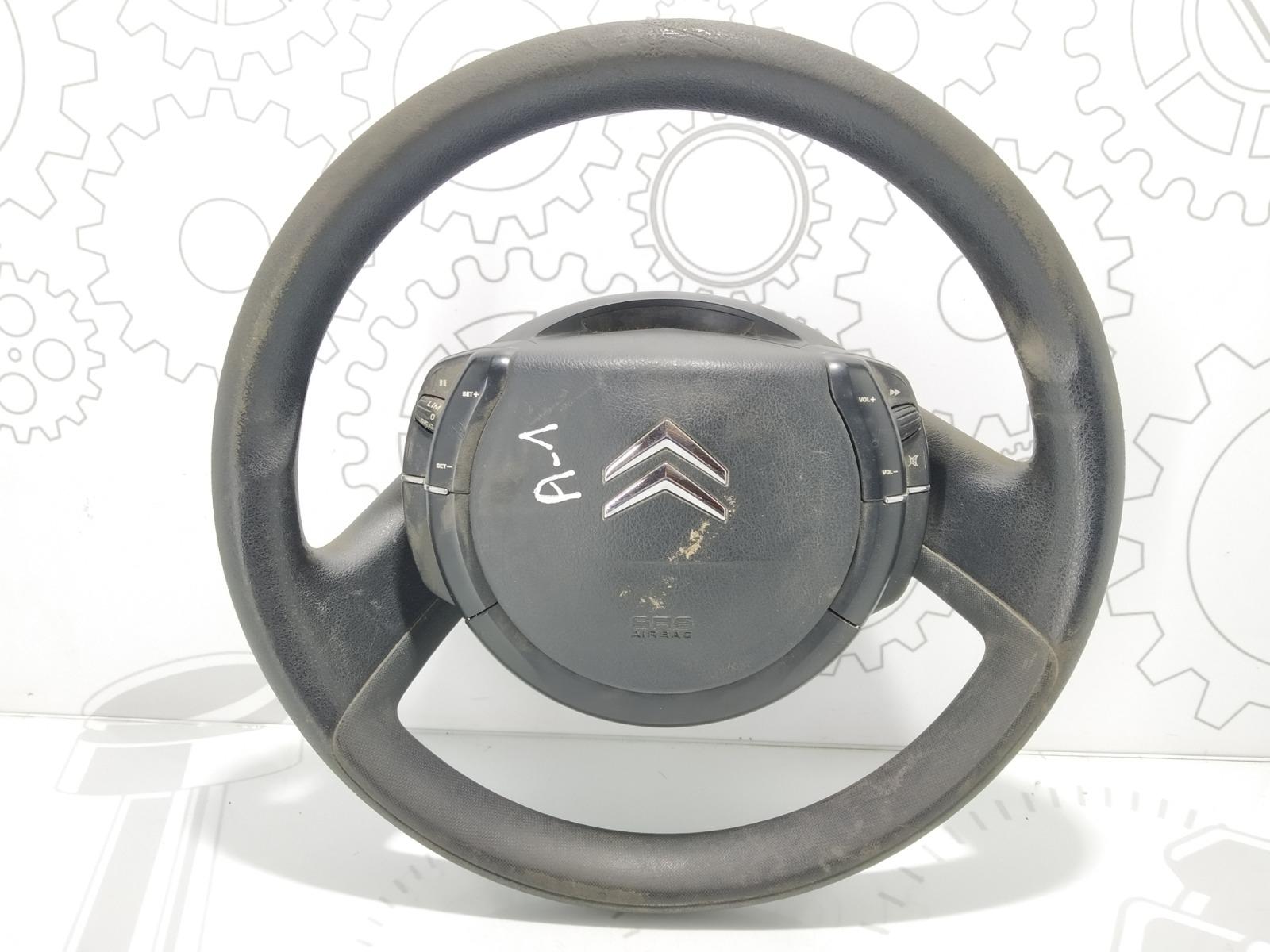 Руль Citroen C4 1.6 I 2005 (б/у)