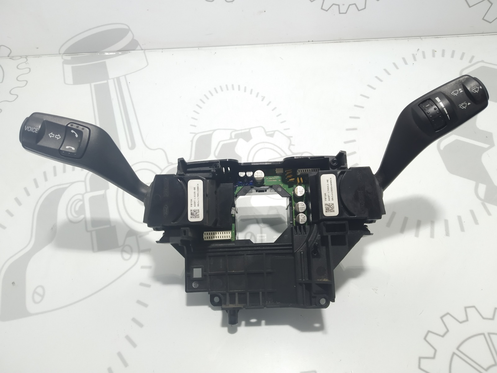 Переключатель подрулевой (стрекоза) Ford Mondeo 2.0 TDCI 2008 (б/у)