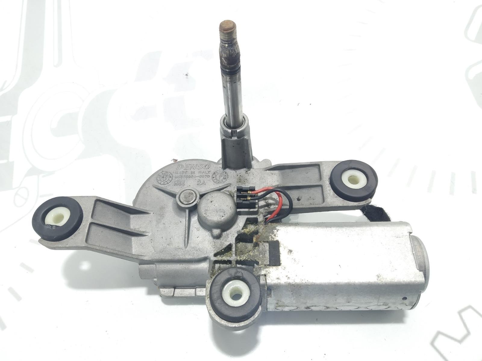 Моторчик заднего стеклоочистителя (дворника) Fiat Bravo 1.4 I 2008 (б/у)
