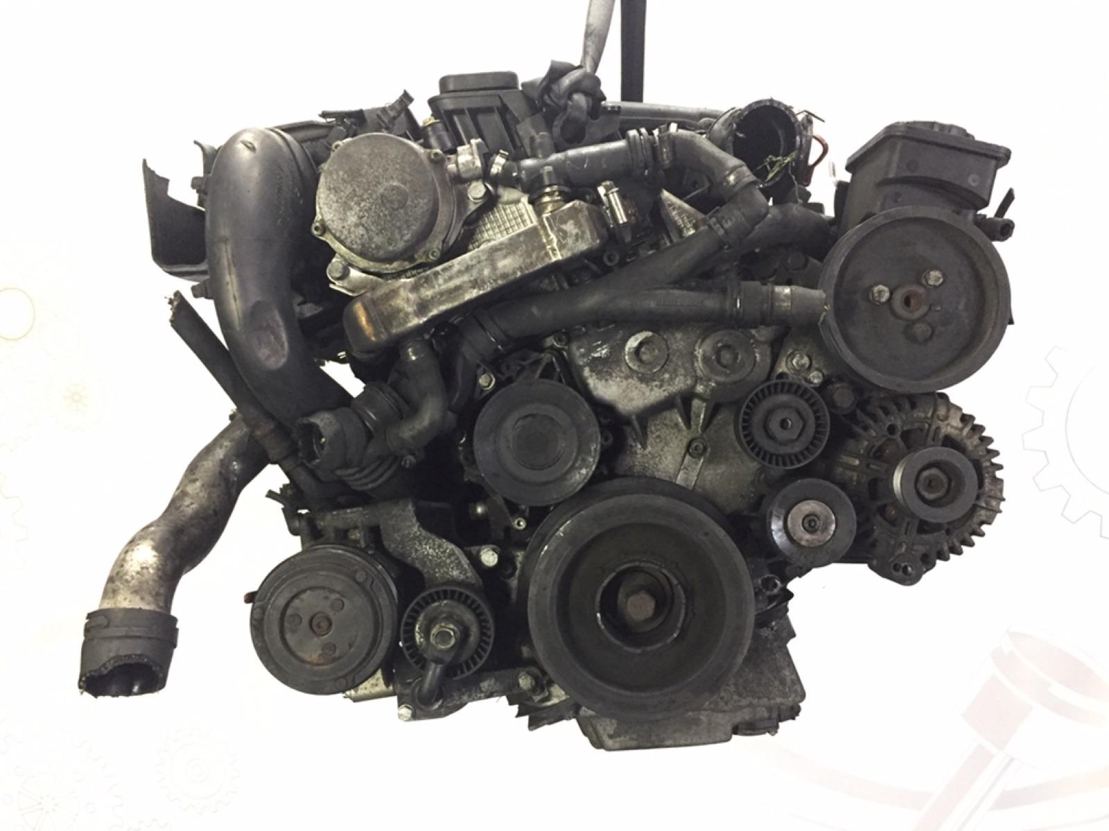 Двигатель дизельный Bmw 3 E46 2.0 TD 2003 (б/у)