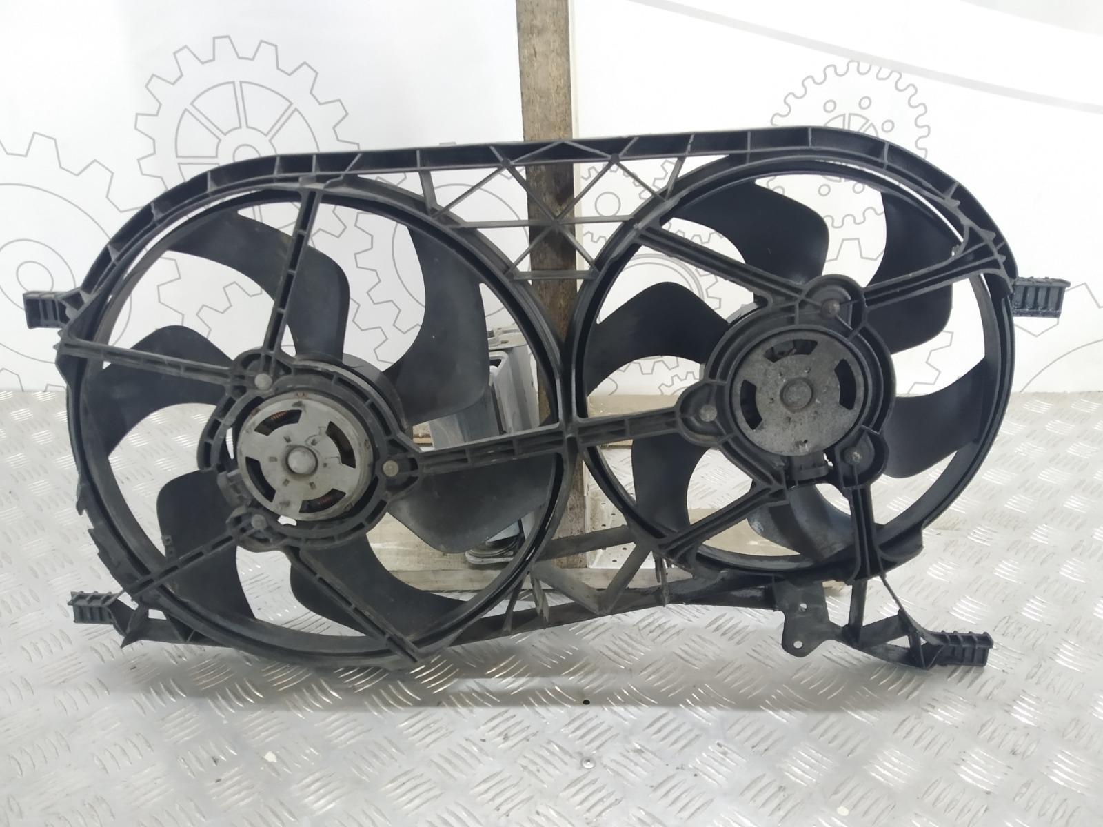 Вентилятор радиатора Renault Grand Espace 3.0 DCI 2005 (б/у)