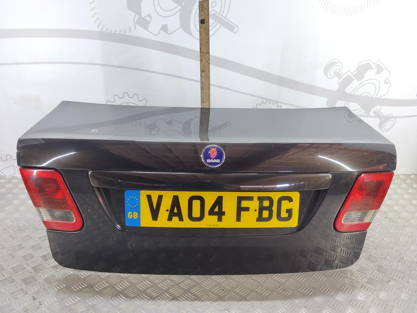 Крышка багажника (дверь 3-5) Saab 9-3 2.2 TID 2004 (б/у)