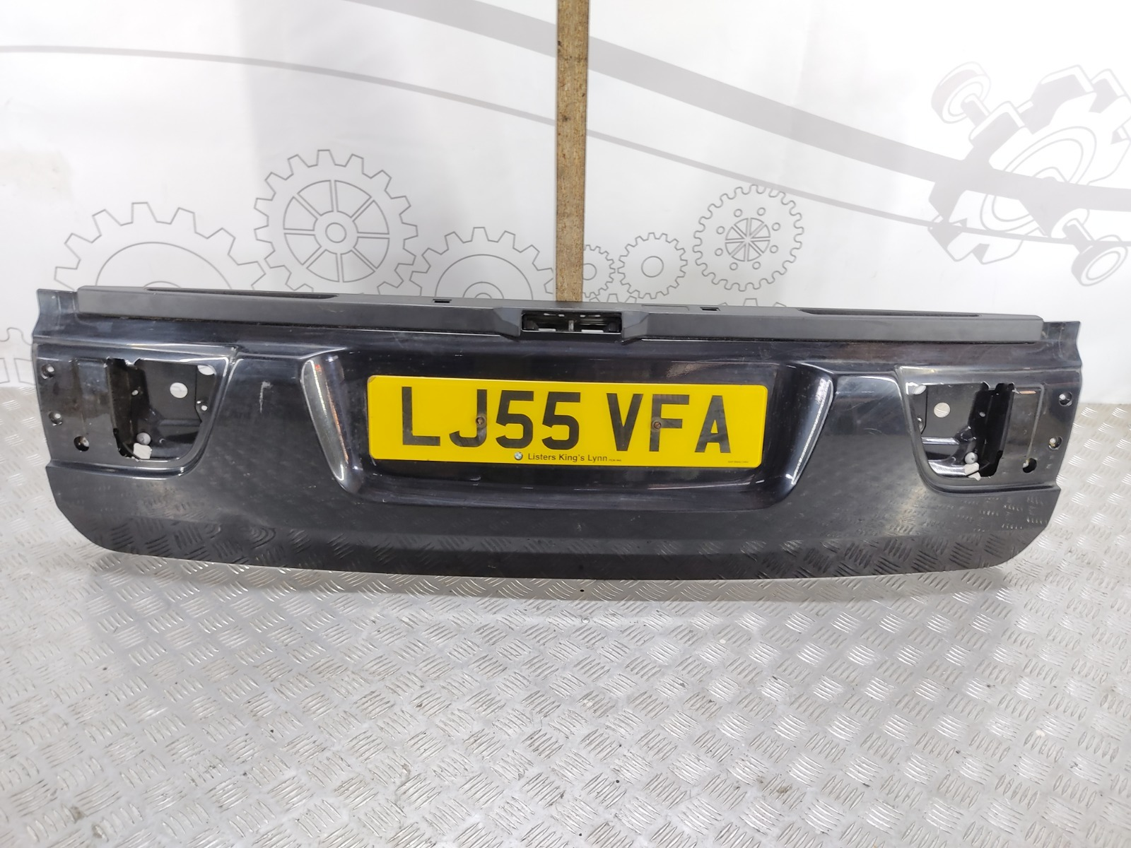 Крышка багажника (дверь 3-5) Bmw X5 E53 4.8 I 2005 (б/у)