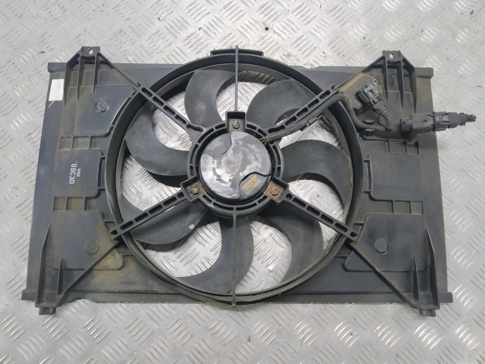 Вентилятор радиатора Kia Rio 1.4 I 2006 (б/у)