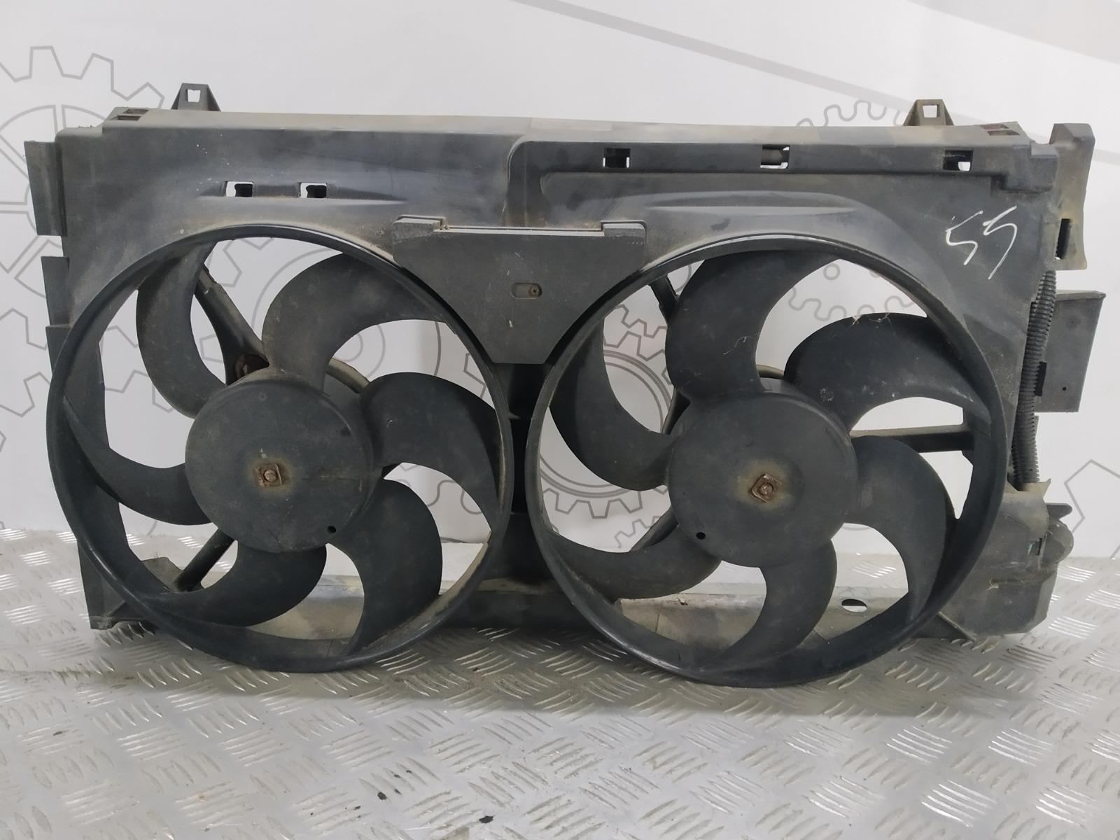 Вентилятор радиатора Peugeot 306 1.8 I 1998 (б/у)