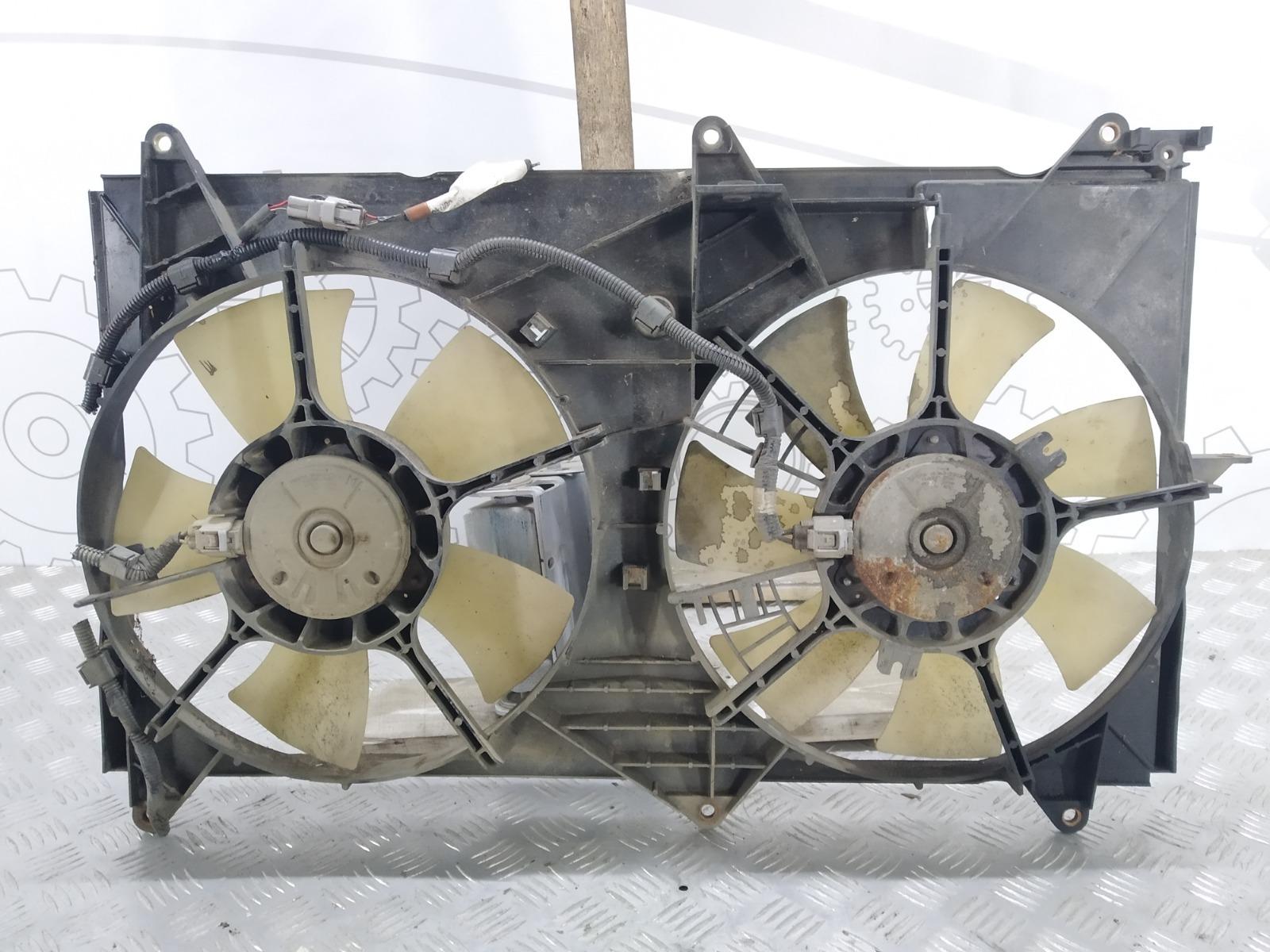 Вентилятор радиатора Toyota Avensis Verso 2.0 D-4D 2002 (б/у)