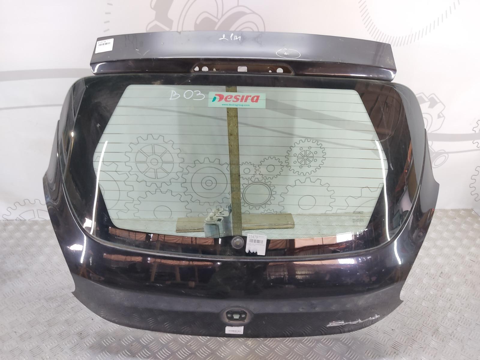 Крышка багажника (дверь 3-5) Fiat Bravo 1.4 I 2008 (б/у)
