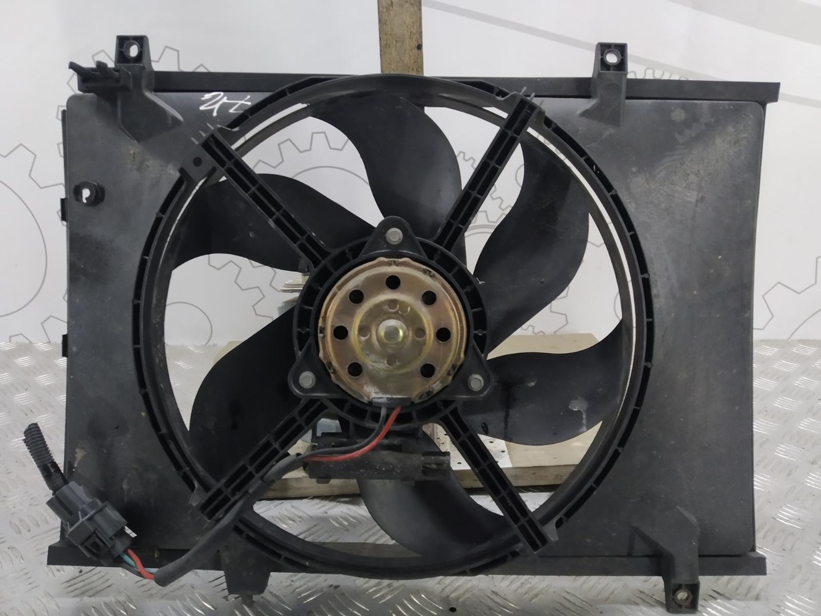 Вентилятор радиатора Volvo S40 1.8 I 2001 (б/у)