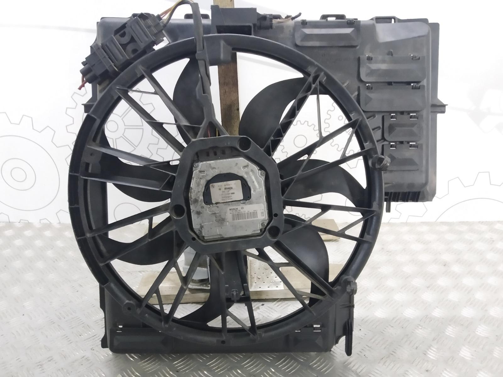 Вентилятор радиатора Bmw X5 E53 4.8 I 2005 (б/у)