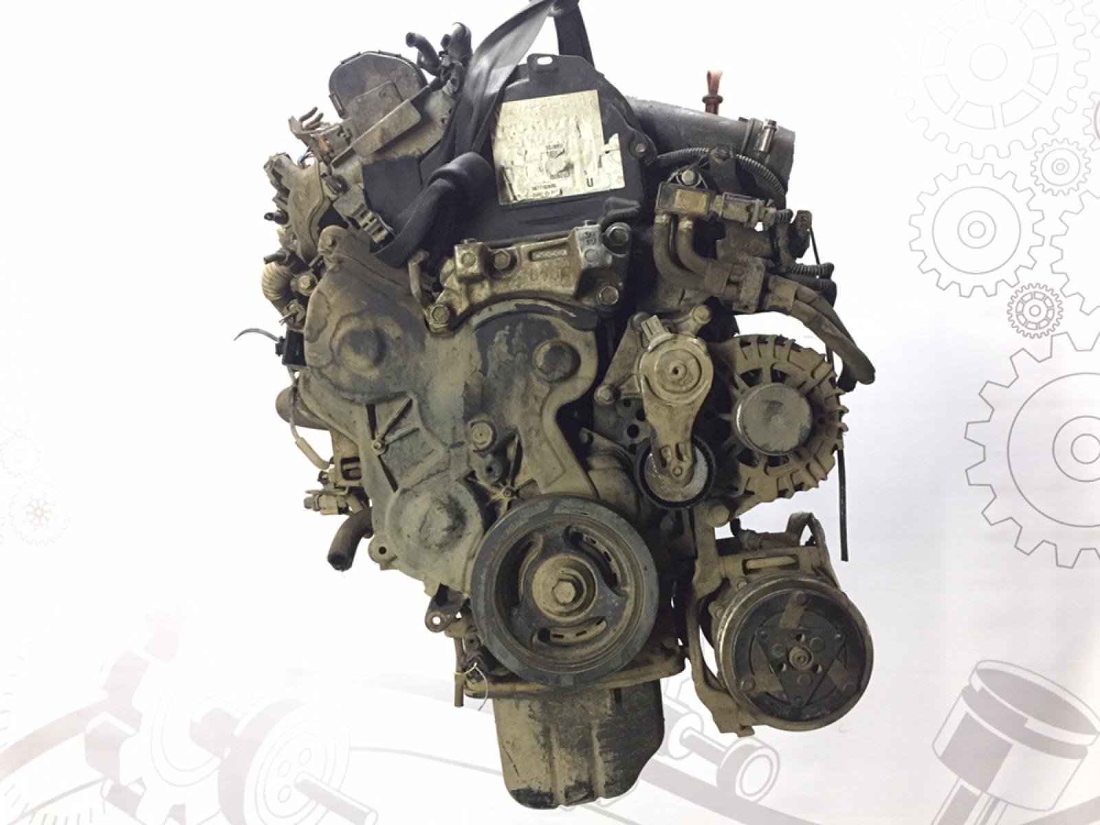 Двигатель дизельный Peugeot 508 1.6 HDI 2013 (б/у)