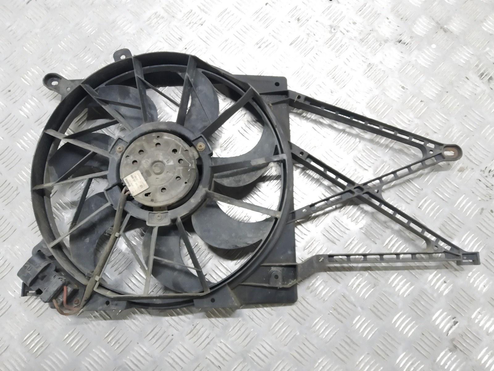 Вентилятор радиатора Opel Zafira A 1.6 I 2004 (б/у)