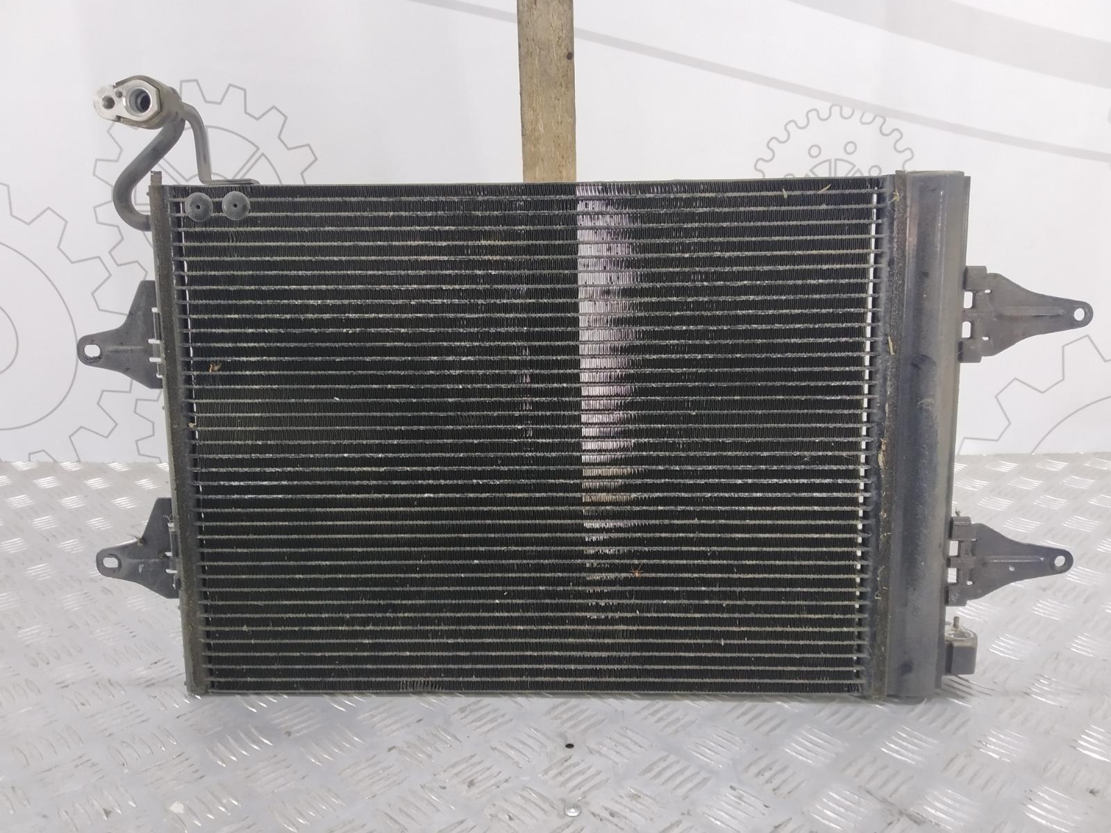 Радиатор кондиционера Volkswagen Polo 1.2 I 2002 (б/у)