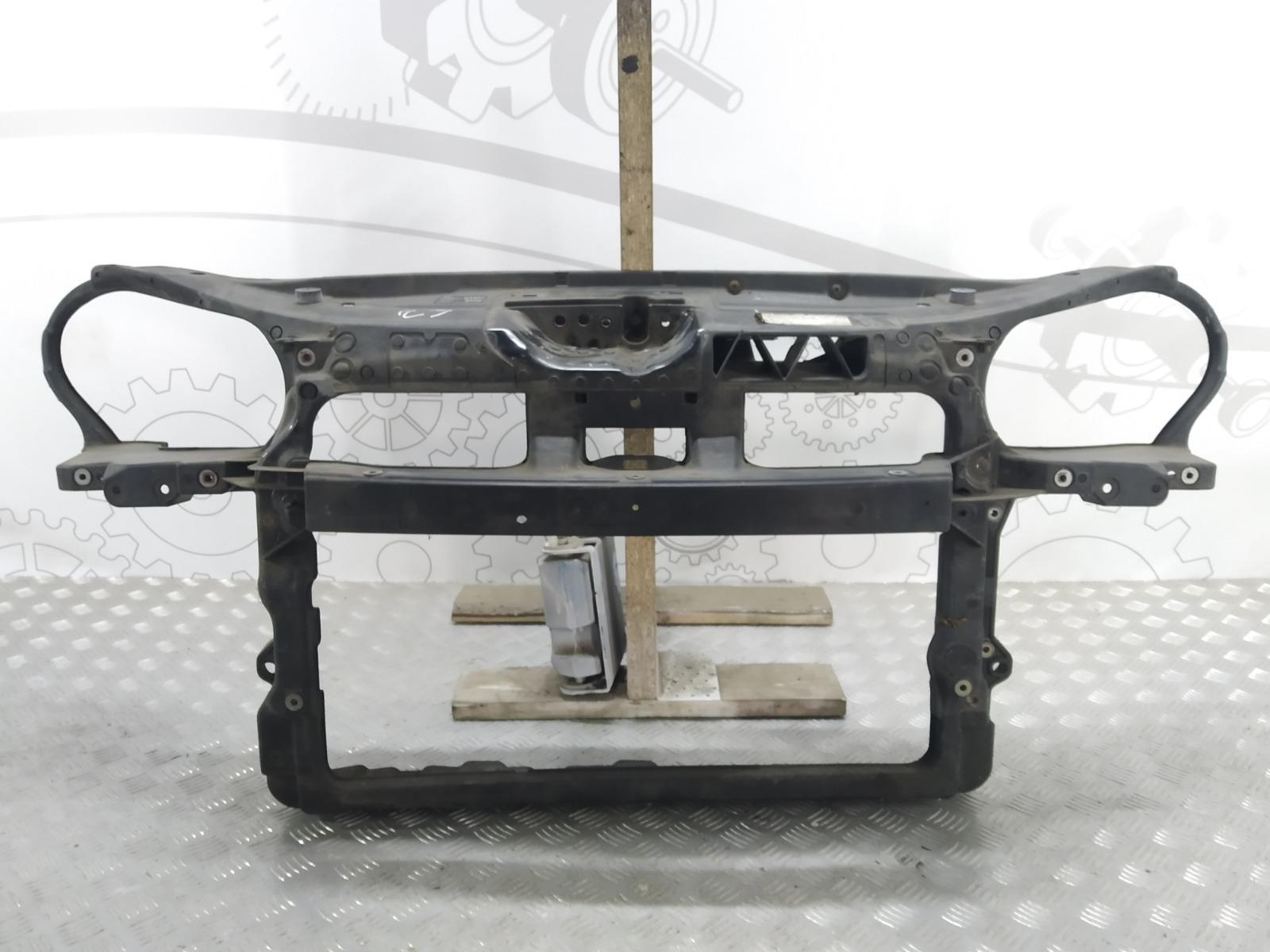Передняя панель крепления облицовки (телевизор) Volkswagen Polo 1.2 I 2002 (б/у)