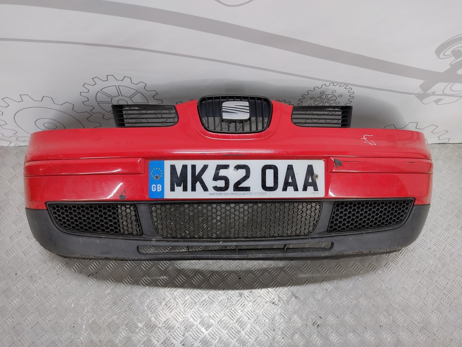 Бампер передний Seat Arosa 1.0 I 2002 (б/у)